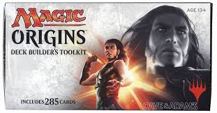 Magic The Gathering Deck Builder Toolkit 2017 by Magic The Gathering Origins Deck Builders Toolkit Box Da Card World