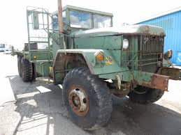 100 5 Ton Military Truck For Sale Solid 1977 AM General M812 Ton Bridge Military For Sale