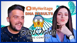 MyHeritage DNA Test Results [Eurovision Edition] - Are We Greeks?😱