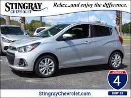 724 New Chevrolet Cars SUVs in Stock