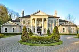 Images Neoclassical Homes by 20 000 Square Foot Neoclassical Mansion In Toronto Canada