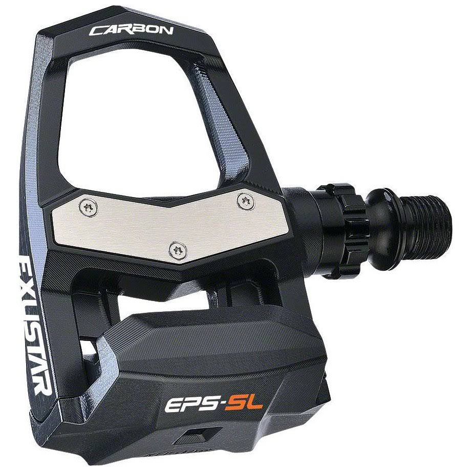 "Exustar Pr18ck Bicycle Road Pedal - Carbon, 9/16"" Diameter"