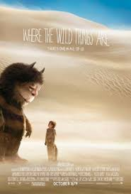 The Wild Thing Carol Towering Over A Small Boy Named Max In Wolf Suit