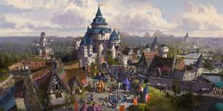 Halloween Theme Park Uk by Plans For Uk Paramount Theme Park Collapse But British Disneyland