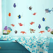 Teal Bathroom Wall Decor by Compare Prices On Kids Bathroom Decor Online Shopping Buy Low