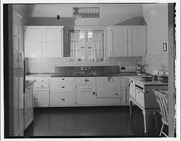 1920s 1930s Kitchen From Library Of Congress By Whitewall Buick Via Flickr