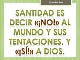 Sin Santidad Nadie Vera A Dios Sanando Liberando O Salvando
