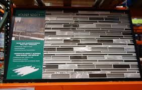 costco sale golden select starlight mosaic tile 19 99 frugal