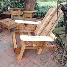 Adirondack Chair Diy 8 Steps For Pallet And Crafts Brinkey