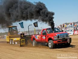 100 Truck And Tractor Pull Videos Power Strokes Strike Back 2008 Ford F450 Diesel Power Magazine