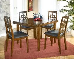 Ashley Furniture Dining Room Sets Discontinued by Furniture Leahlyn Round Ashley Furniture Plano Dining Room Set