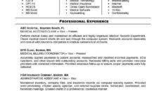 Spa Receptionist Resume Brilliant Medical Billing And Coding Examples Clinizen Pinterest