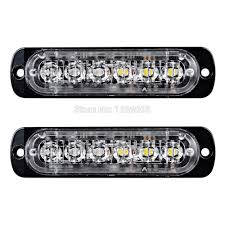 2PCS High Quality 6 LED Car Emergency Beacon Light Bar Amber Led ... 2x Whiteamber 6led 16 Flashing Car Truck Warning Hazard Hqrp 32led Traffic Advisor Emergency Flash Strobe Vehicle Light W Builtin Controller 4 Watt Surface 2016 Ford F150 Adds Led Lights For Fleet Vehicles Led Design Best Blue Strobe Lights For Grill V12 130 Tuning Mod Euro Simulator Trucklite 92846 Black Flange Mount Bulb Replaceable White 130x Ets 2 Mods Truck Simulator Factoryinstalled Will Be Available On Gmcsierra2500hdwhenionledstrobelights Boomer Nashua Plow Ebay