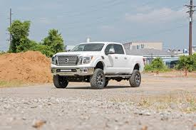 6in Suspension Lift Kit For 16-17 4WD Nissan Titan XD Pickups ... You Can Now Pimp Out Your 2017 Nissan Titan Xd With Genuine March 2013 Truck Of The Month Winner Forum Crew Cab Halfton Pickup Starts At 35975 2005 Black And Chrome Looks New Again Topperking Sleek 2018 Titan Colors Photos Usa Inspirational Accsories 7th And Pattison 2009 Pro4x 44 Accessory Loaded Low Miles Concepts Show Range Of Dealer Accsories 6in Suspension Lift Kit For 1617 4wd Pickups Decals Ebay