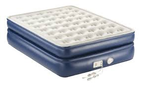 Aerobed With Headboard Uk by Aerobed Comfort 18 Air Mattress With Headboard Review