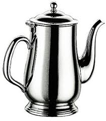 Mepra Palace Coffee Pot With Base 52 Cubic Liter