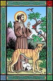 who was st francis of assisi story of st francis of assisi