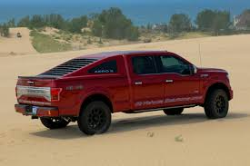 100 F 150 Truck Bed Cover Make Your Look Like A Mustang With This Bed Cover Auto News