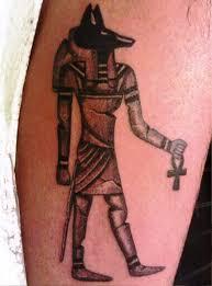 Egyptian Gods Tattoos Designs