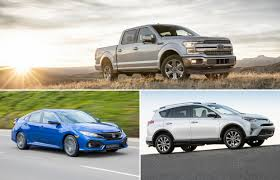 The 20 Best-selling Vehicles In Canada So Far In 2017 | Driving