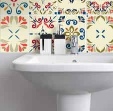 fliesenaufkleber für küche badezimmer portugiesisch traditionell
