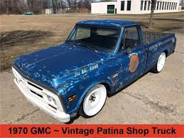 100 1970 Gmc Truck GMC Sierra For Sale ClassicCarscom CC1110909