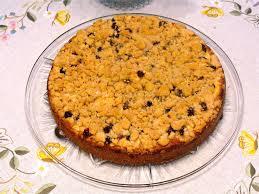 apfelkuchen mit quark und streuseln für eine runde form