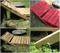 chaise longue palette 36 façons ingénieuses de recycler de vieilles palettes en mobilier d