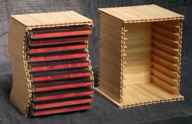 scrap wood planter box woodworking plans for cd rack