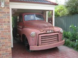 100 1947 Gmc Truck GMC Truck Historic Commercial Vehicle Club Of Australia
