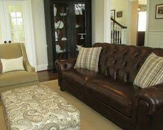 Transitional Living Room Leather Sofa by Decorating A Living Room With A Red Leather Couch Gold Walls And