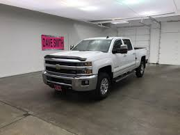 100 Used Trucks Spokane PreOwned 2015 Chevrolet Silverado 2500 LTZ 4WD Crew Cab 1537 In