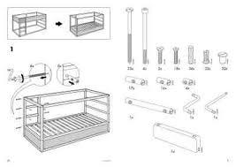 ikea kura bed furniture download manual for free now 409dc u