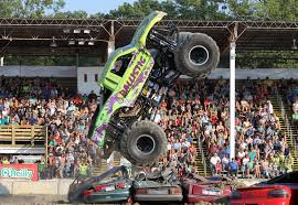 100 Samson Monster Truck Wins Michigan Shootout At Ottawa County Fair
