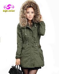 warm womens long coats and jackets winter 2017 ladies snow wear