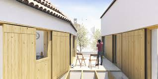 100 Contemporary Housing Intramuros Collective Housing