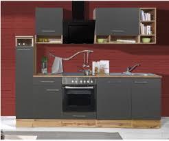 respekta küchenzeile 250cm grau wildeiche bekb250egc ab