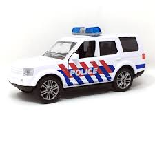 Toy Police Car Light Sound Emergency Vehicle Truck Childs Boys Girls ...