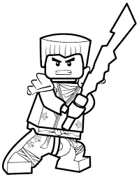 Ninja Pictures To Print Colouring Pages 13 Lego Ninjago Zane
