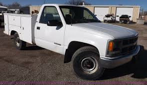 1996 Chevrolet Cheyenne 2500 Utility Truck | Item K3172 | SO... 1996 Chevy 2500 Truck 34 Ton With Reading Utility Tool Bed 65 2019 Silverado Z71 Pickup Beautiful Ideas 2009 Chevy K3500 4x4 Utility Truck For Sale Cars Trucks 2000 With Good 454 Engine And Transmission San Chevrolet Best Image Kusaboshicom Service Mechanic In Ohio Sold 2005 3500 Diesel 4x4 Youtube New 3500hd 4wd Regular Cab Work 1985 Paper Shop 150 Designs Of Models Types 2001 2500hd