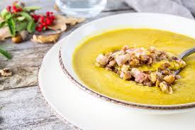 cuisiner les potimarrons soupe potimarron et châtaignes cuisine moi un mouton