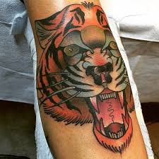 150 Best Tiger Tattoos And Meanings March 2018