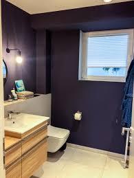 plissee für badezimmer