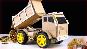 How To Draw A Truck 174828 How To Make Rc Dump Truck From Cardboard ... How To Make A Battery Powered Truck Easy Simple Toy Trucks Diy A Different Approach To The Same Model Kiwimill Blog Light But Strong Pickup Popular Science Make Powerful Cboard Amazing For Kids 3d Drawing Best Of 2 Ways Draw With How Battery Powered Origami 3d Gifts Lego Ideas Product Ideas At Home Car Remote Control Using Coca Cola Rc Container Youtube Good Vironment Your Food Truck