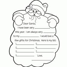 Dear Santa Santas Beard