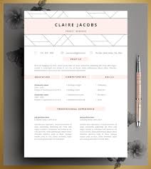 Resume Template CV Template Editable In MS Word And Pages   Etsy 70 Welldesigned Resume Examples For Your Inspiration Piktochart 15 Design Ideas Ipirations Templateshowto Tutorial Professional Cv Template For Word And Pages Creative Etsy Best Selling Office Templates Cover Letter Application Advice 2019 Modern Femine By On Dribbble Editable Curriculum Vitae Layout Awesome Blue In Microsoft Silent How To Design Your Own Resume Ux Collective