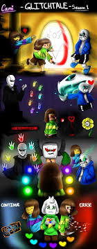 The First Couple Episodes Were Just Frisk Sans Fighting Themselves Or Something Someone Else But Then Story Started Developing And We Discover Due To
