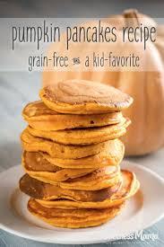 Easy Healthy Pumpkin Pancake Recipe by Grain Free Pumpkin Pancakes Recipe Wellness Mama