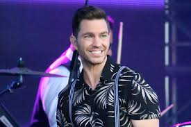 Andy Grammer Joins Dancing With The Stars