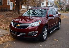 Suvs With Captain Chairs Second Row by Suv With Captain Chairs 2015 Chevrolet Traverse Best Midsize Suv
